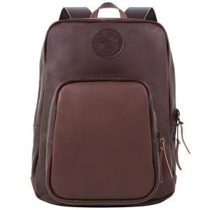 Duluth Pack™ Leather Backpack