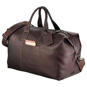 "Kenneth Cole® Colombian Leather 22"" Duffel"