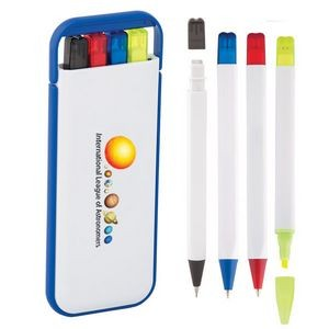 4-In-1 Pen Set
