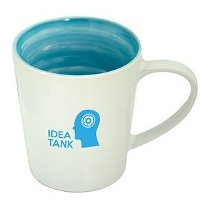 CafÉ Bien 400 Ml. (13.5 Oz.) Two-Tone Mug